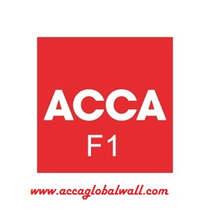 ACCA F1 accaglobalwall.com