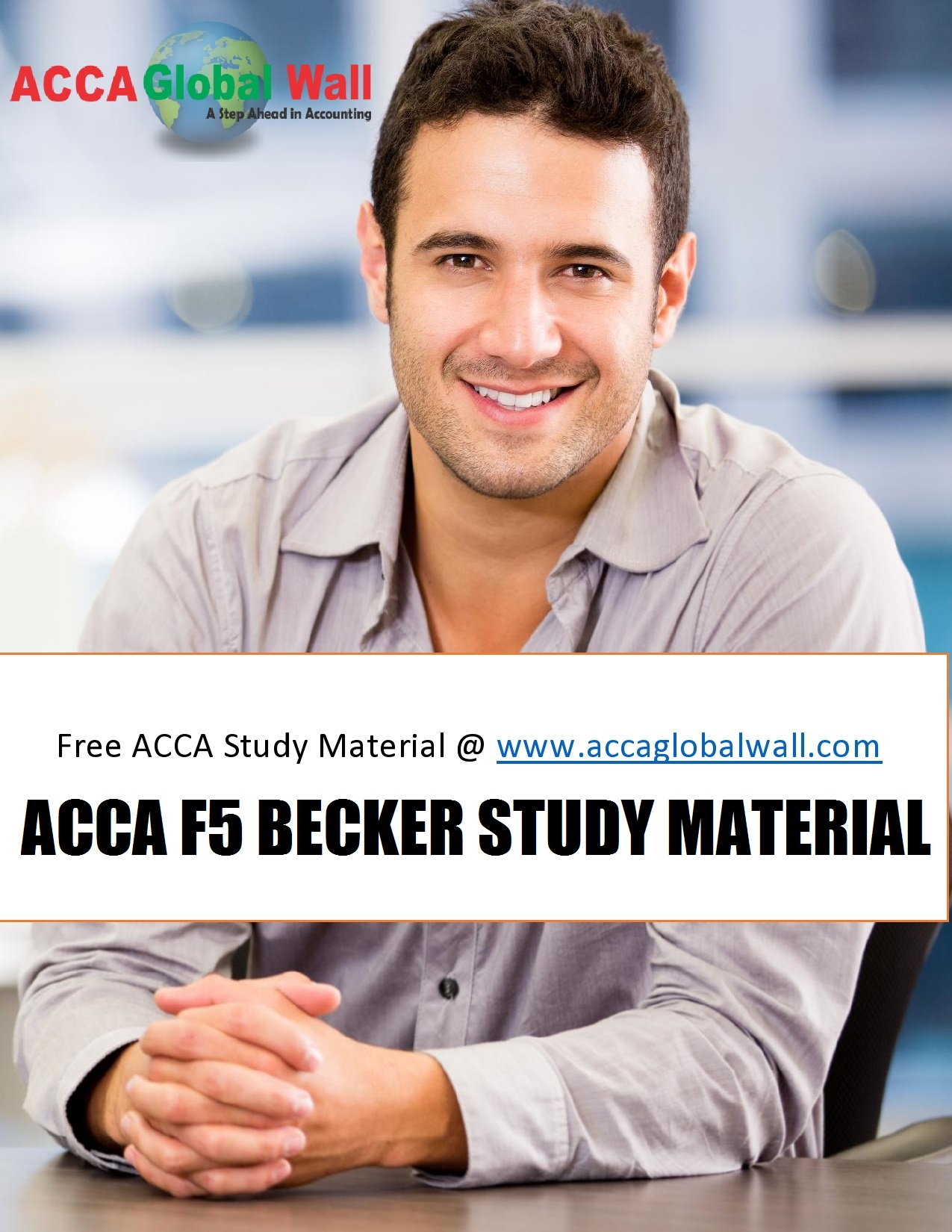 ACCA F5 BECKER STUDY MATERIAL ACCAGLOBALWALL.COM