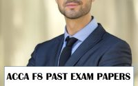 ACCA F8 PAST EXAM PAPERS