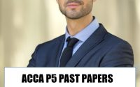 ACCA P5 PAST PAPERS
