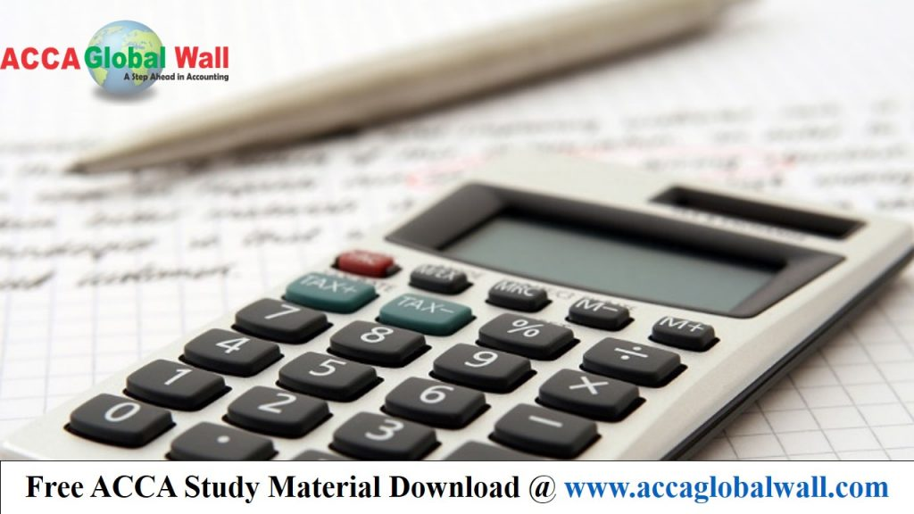 ACCA Exams and Subscription Fees 2017 - ACCA Study Material