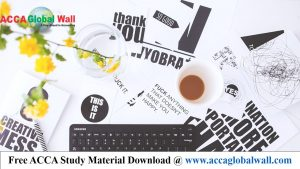 Latest ACCA F8 LSBF Video Lectures - ACCA Study Material