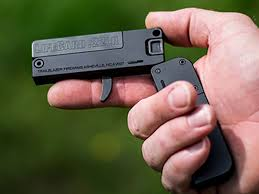 Credit Card is Now Your Pistol