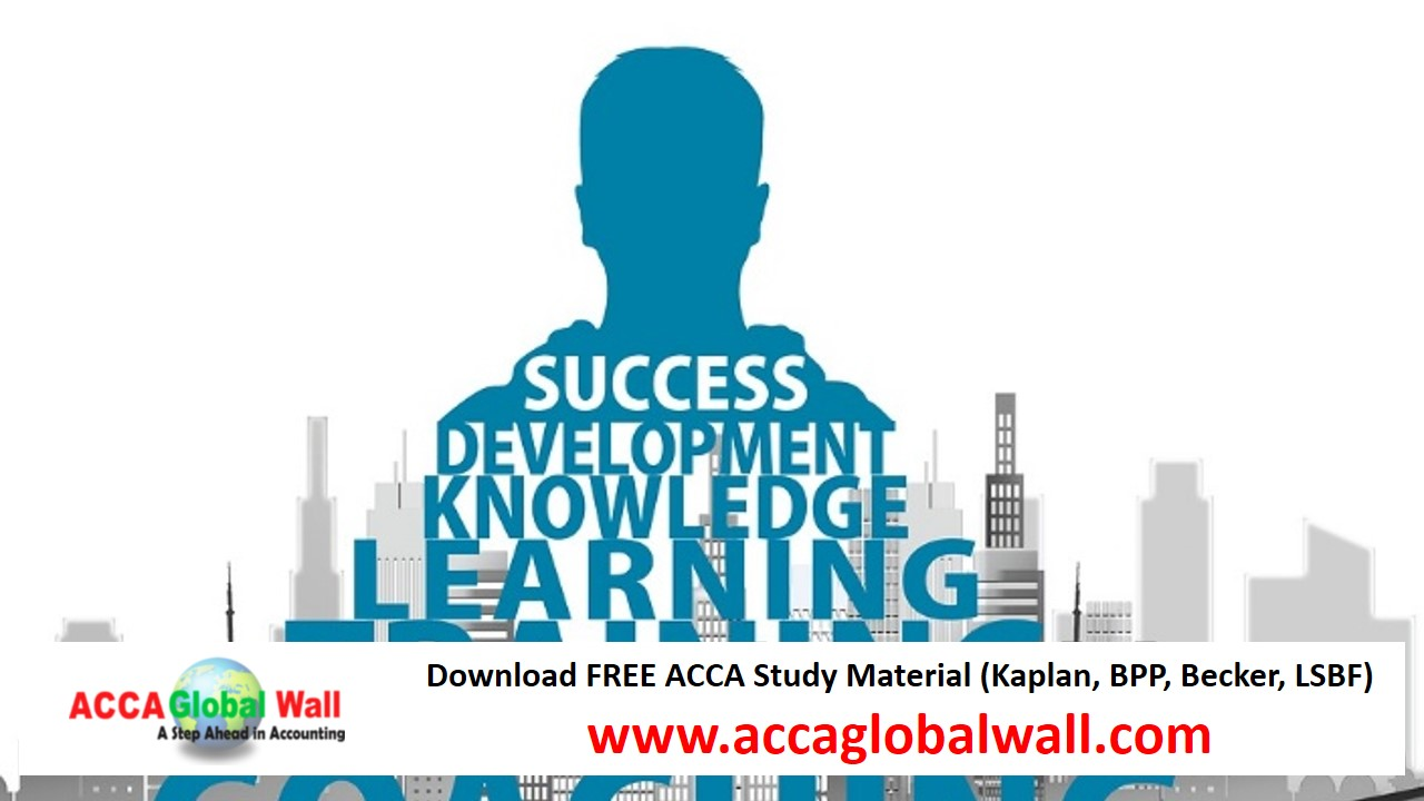 Latest LSBF F3 Video Lectures Free Download - ACCA Study