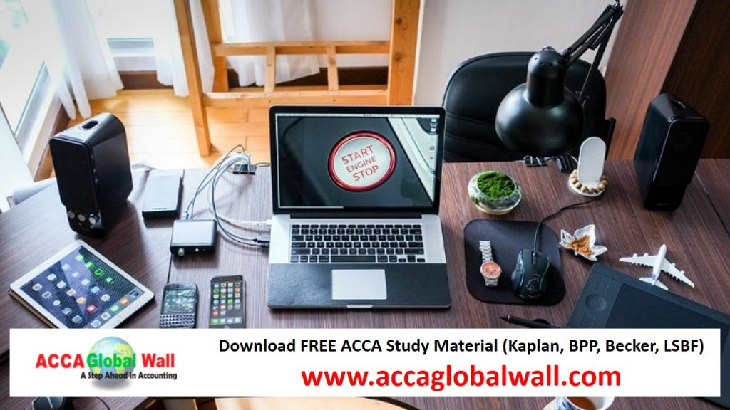 Updated ACCA F8 LSBF Video Lectures 2017
