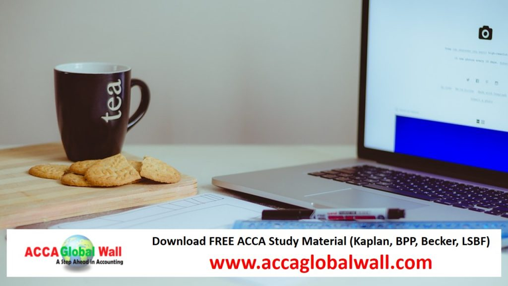 ACCA F8 Video Lectures 2017