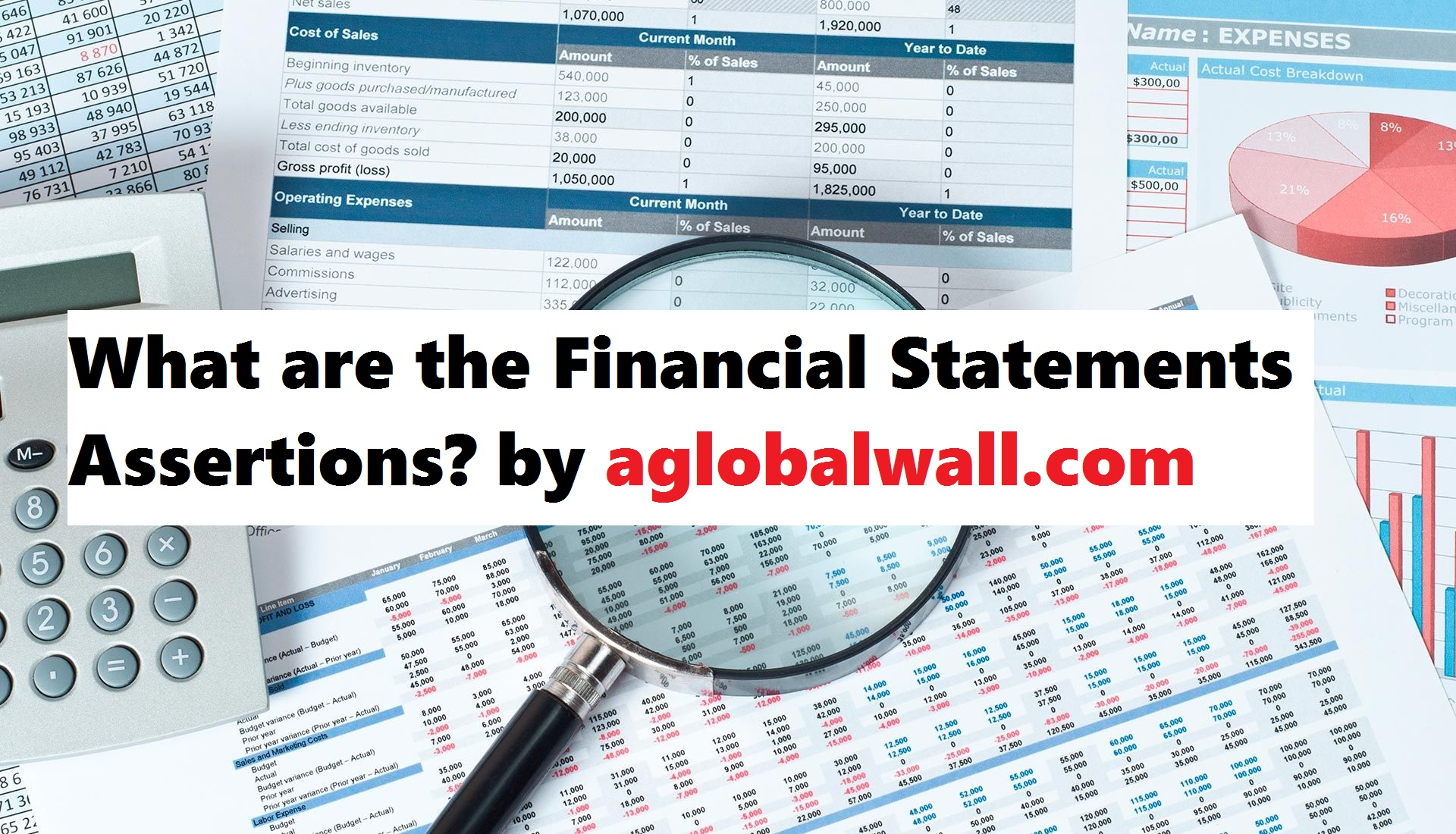 What are the Financial Statements Assertions
