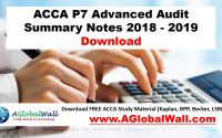 ACCA P5 Past Papers - ACCA Study Material