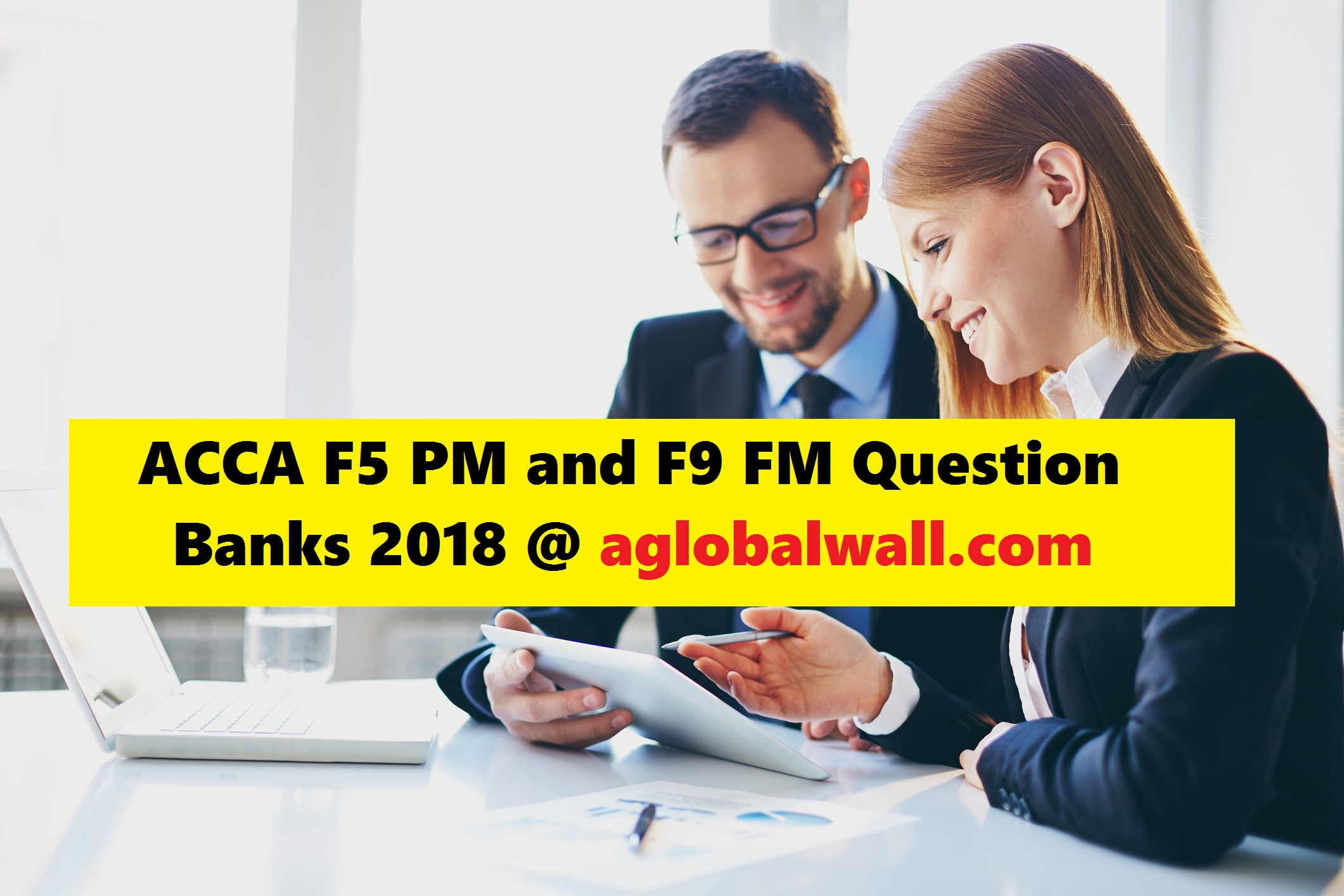 ACCA F5 PM and F9 FM Question Banks 2018
