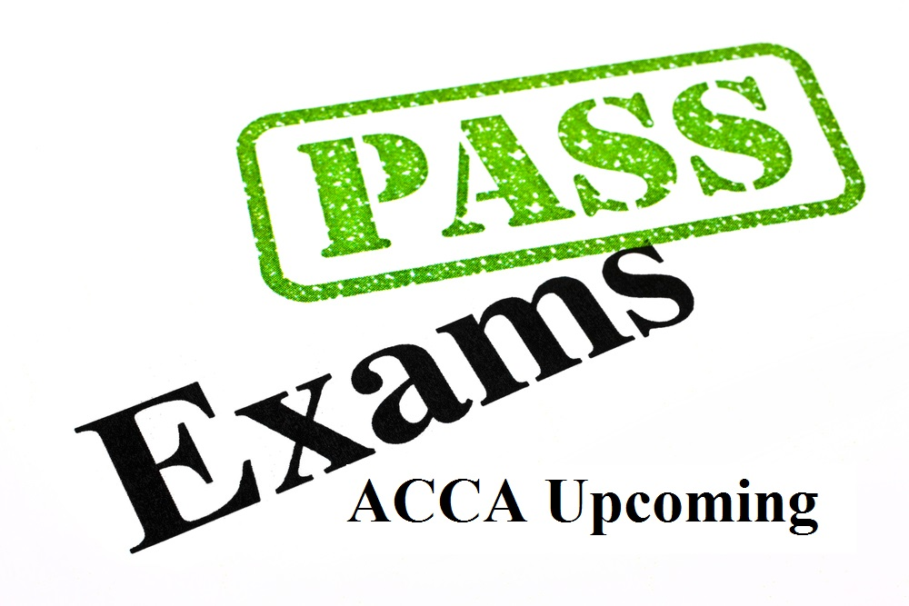 How to Prepare for ACCA Upcoming Exams