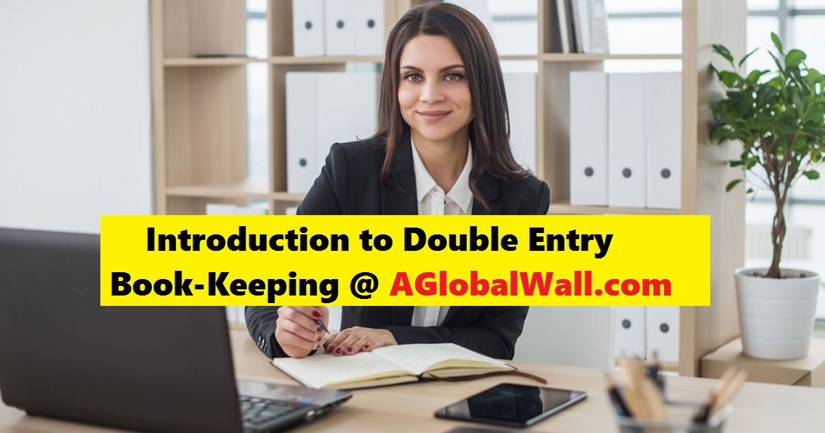 Introduction to Double Entry Book Keeping
