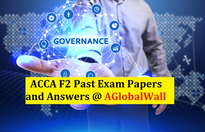 ACCA F2 Past Exam Papers and Answers