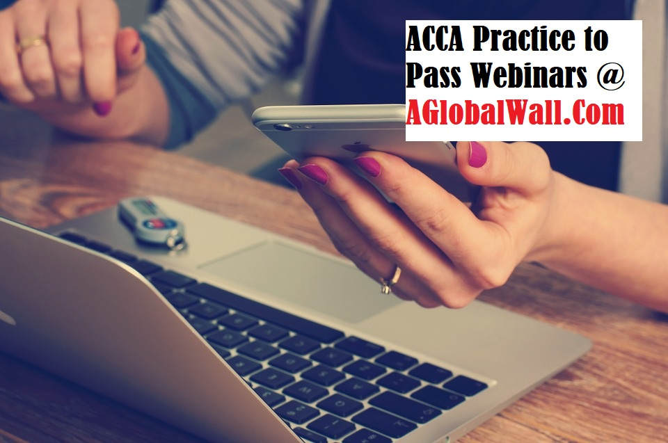 ACCA Practice to Pass Webinars